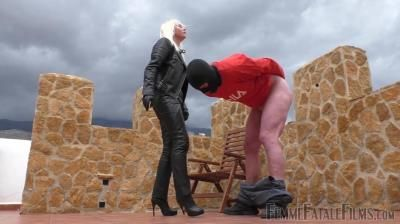 Femme Fatale Films: Divine Mistress Heather - Bone Idle Busting - Super Hd - Complete Film