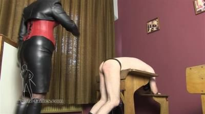 Sado Ladies Femdom Clips: Mademoiselle De S - A Lesson With The Cane