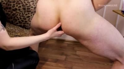 Clips4sale: Bloody Double Anal Fisting Wife To Slave Male