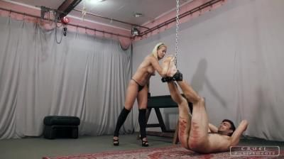 Cruel Punishments: Mistress Anette - Severe Femdom - Anettes Forceful Strokes Part3