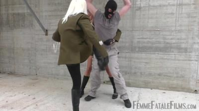 Femme Fatale Films: Divine Mistress Heather, The Hunteress - Scumbag Beating - Super Hd - Complete Film