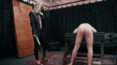 Cruel Punishments: Mistress Anette - Severe Femdom - Really Hard Strokes