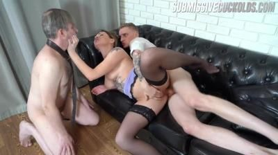 Submissive Cuckolds: Mistress Lora Love