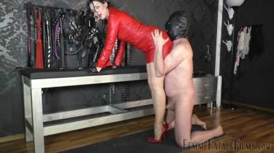 Femme Fatale Films: Lady Victoria Valente - Red Leather Day - Super Hd - Complete Film