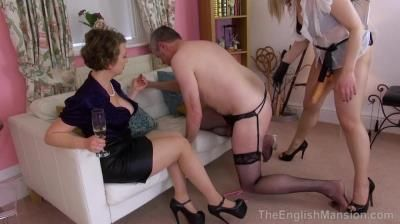 The English Mansion: Miss Eve Harper, Mistress T - Wives Take Charge Pt2 - Complete Film