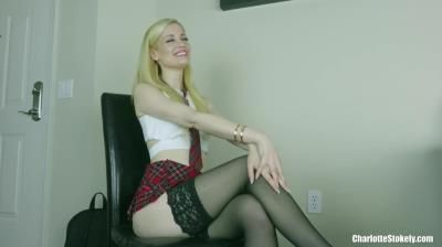 Charlotte Stokely: Do Fag Exercises Or Else