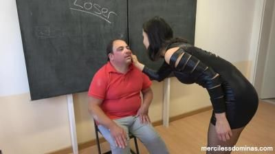 Merciless Dominas: Lady G, Mistress Mera - School Rules
