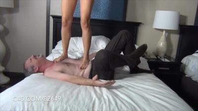 Clips4sale: Gag On My Soles