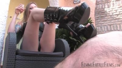 Femme Fatale Films: Domina Hades - Ash And Spit - Complete Film