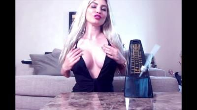 Kerri King: Metronome Edging Part 4