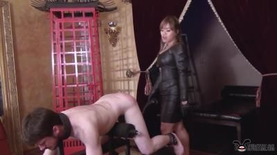 Torture Time: Goddess Sydney - No Whimpers Allowed While I Destroy You With My Paddles