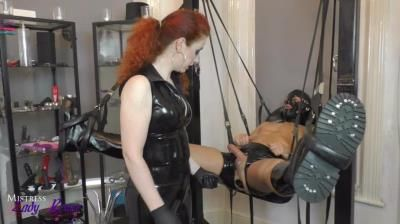 Mistress Lady Renee: Gimp In The Sling