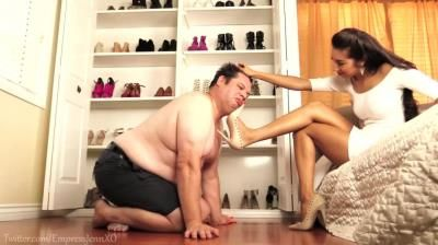 Empress-Jennifer: Shoe Clean Drill