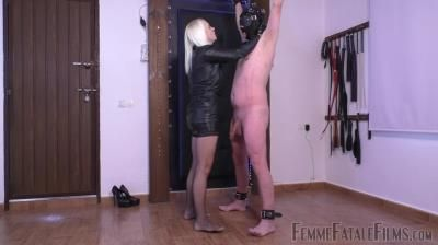 Femme Fatale Films: Divine Mistress Heather - Hung Out To Bust - Part 2