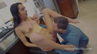 Female Worship: Kiarra Kai - Let Me Taste Myself