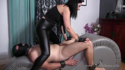 Club Stiletto Femdom: Lady Bellatrix - Her Spit, Her Ass, Her Farts