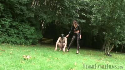 Femme Fatale Films: Mistress Carly - Dirty Pet Slave - Complete Film
