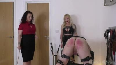 Fetishsinema: 100 Stroke Double Caning