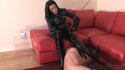 Femme Fatale Films: The Hunteress - Clean My Boots - Complete Film