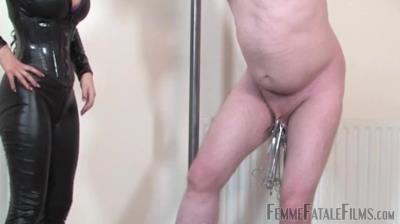 Femme Fatale Films: Mistress Vixen - Clamping To Extremes - Complete Film