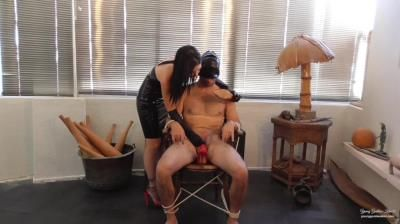 Clips4sale: Young Goddess Kim - The Interrogation