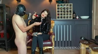 Clips4sale: Miss Melisande Sin - Disobedient Ashtray