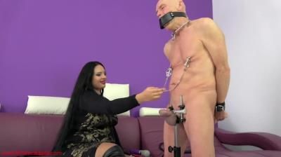 Clips4sale: Ezada Sinn - Not Good Enough To Deserve A Real Orgasm