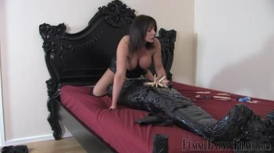 Femme Fatale Films: Mistress Carly - Fucked And Milked - Complete Film
