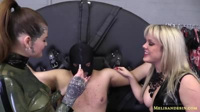 Clips4sale: Miss Melisande Sin - Ashtray For Two