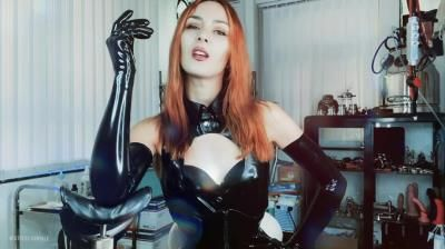 Clips4sale: Mistress Euryale - My Electro Latex Slut