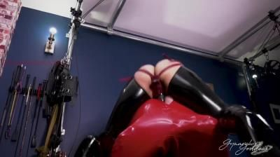 Clips4sale: Gynarchy Goddess - Riding My Rubber Gimp