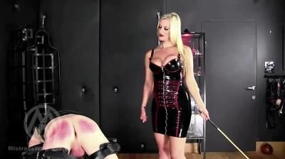 Clips4sale: Mistress Nikki Whiplash - No Mercy Caning For Two Naughty Slaves Part Iii Wl1502