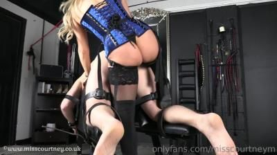 Clips4sale: Miss Courtney - What Do You Think Of My New Strapon Clip
