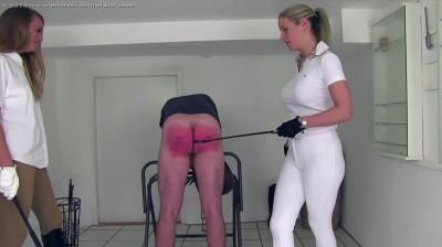 Clips4sale: Mistress Nikki Whiplash - Nikki And Cate Punishing The Stableboy