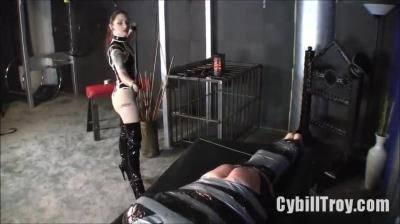 Clips4sale: Cybill Troy - Mummified Whipping