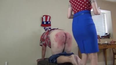 Clips4sale: Dana Kane - The Very Bad Boys Crash Course In Civics