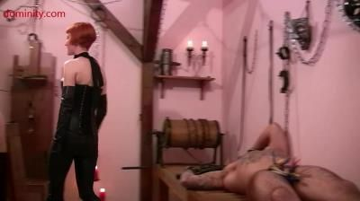 Clips4sale: Domina Liza - Hard Caning Ii