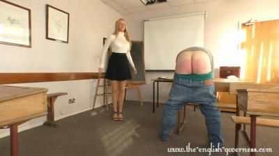 Clips4sale: A Detention Strapping Caning From Miss Kenworthy