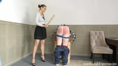Clips4sale: Double Miscreant Punishment From Miss Tina Kay Part One