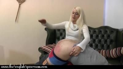Clips4sale: Cheeky Miscreant Knows What Hes In For With Miss Lucy