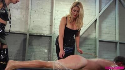 Severe Sex Films: Mistress Bella Bathory, Cybill Troy, Bart - Double Whip (Part 2 Of 2)