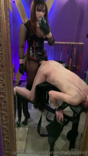 Clips4sale: Goddess Gynarchy - Warming Up 929S Boy Pussy Ready For An 11 Inch Cock Later