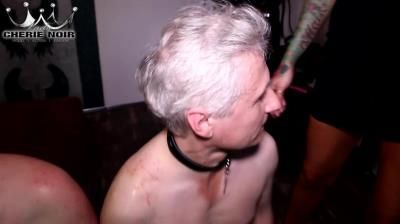 Clips4sale: Cherie Noir - Humiliation Course Lady Anni Learns To Torture Slaves