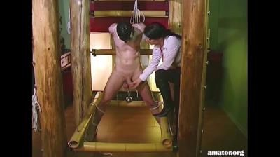 Amator: Lady Isis - Ropes And Weights - Part 2