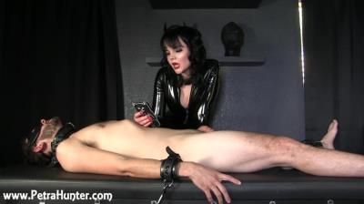 Clips4sale: Mistress Petra Hunter - The Violet Wand Game