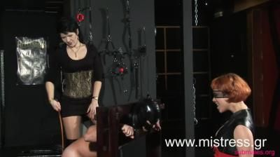 Clips4sale: Mistress Alexandra, Miss Julietta, Caught Out Trying To Cum Without Our Permision