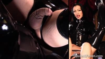 Clips4sale: Goddess Cheyenne, Opulent Fetish, Latex Slut Thoroughly Fucked