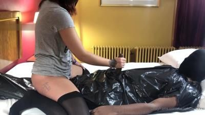 Clips4sale, Wacksack: Jade Jezebel Makes Debut With Spectacular Double Orgasm Milking