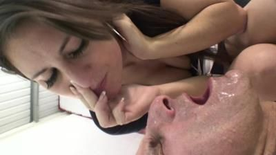 Extreme Femdom Store: Princess Jess West And Sloth - Snotty Nose Mucus And Chesty Spit